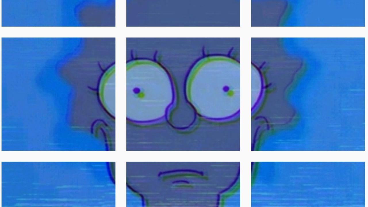 Los Simpson y su 'cara B' en redes sociales