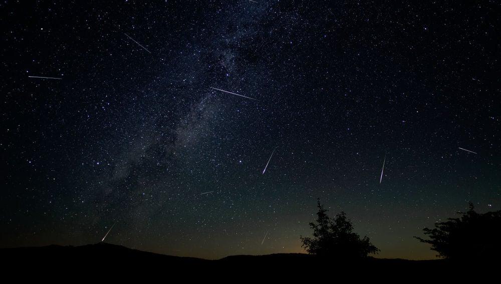 Lluvias de estrellas en octubre: cuándo ver las oriónidas y las dracónidas