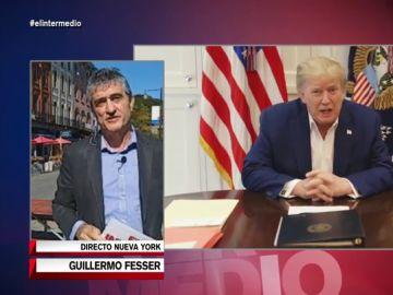 Guillermo Fesser, enviado especial en Nueva York.