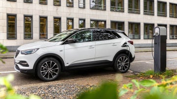 Opel Grandland X eléctrico