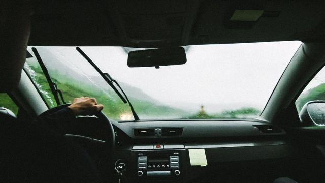 Conductor al volante