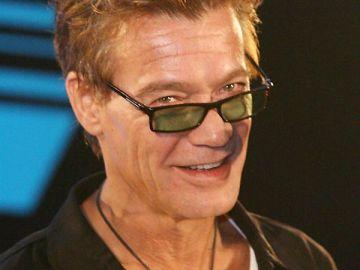El músico Eddie Van Halen