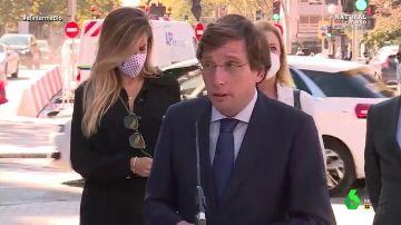 """La reacción de Almeida al enterarse en pleno directo de que el juez pide investigar a Iglesias: """"Pues que dimita"""""""