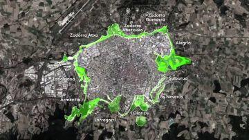 Vitoria, el ejemplo de ciudad verde que ha conseguido que la población de gorriones aumente un 5%