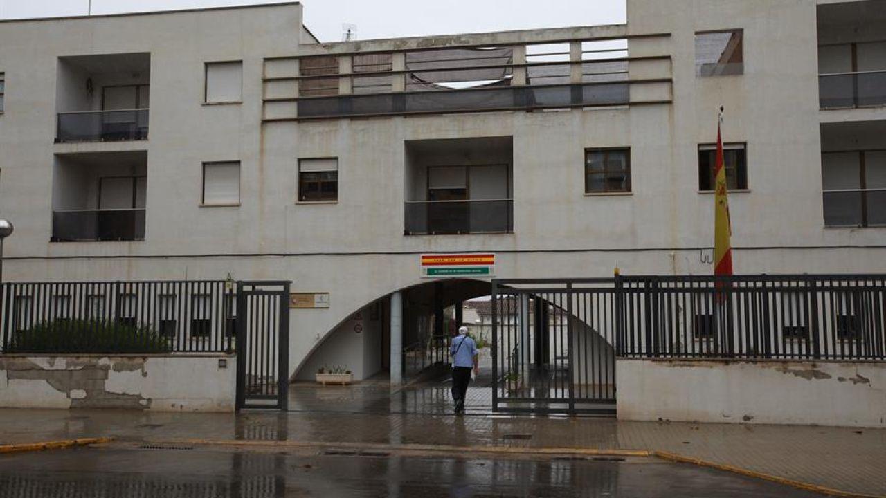 Cuartel de la Guardia Civil de Xátiva