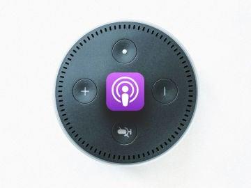 Los podcasts de Apple ya están disponibles en Alexa.
