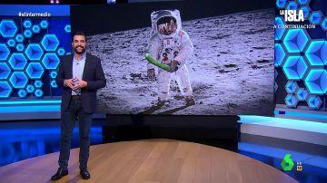 Esta es la 'verdadera' fotografía de la llegada del hombre a la Luna