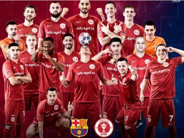 Partido Comunista, club de fútbol sala