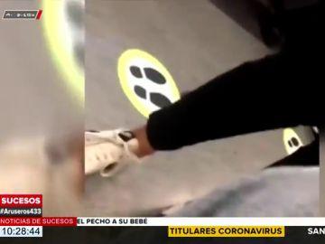 """Agresión homófoba a un joven homosexual en un tren de Barcelona al grito de """"¡maricón de raza pura!"""""""