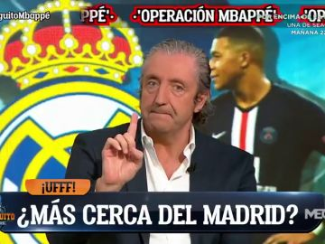 "Exclusiva de Pedrerol: ""El Real Madrid va a empezar a negociar por Mbappé en junio"""