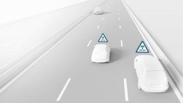 La aplicación ahora puede avisar de conductores que circulan en dirección contraria