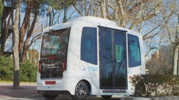 Bus autónomo de Alsa