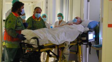 Ángel Mateos, el paciente que más tiempo había estado ingresado en la UCI