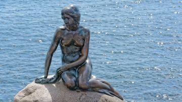 Sirenita de Copenhague