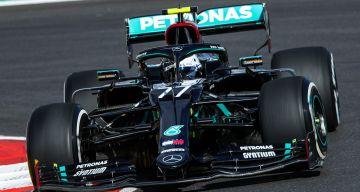 Valtteri Bottas GP Portugal 2020 Libres