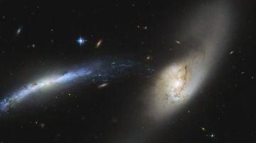 El 27% del universo está formado por materia oscura