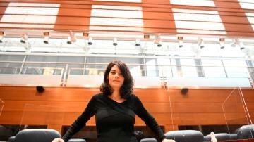 Isa Serra, coportavoz de Podemos