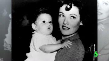 Gene Tierney, la dramática cuarentena por rubeola que acabó con su carrera como actriz