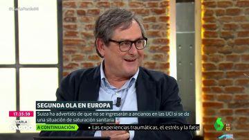 """La divertida broma de Marhuenda a Antonio Miguel Carmona que desata las risas en Liarla Pardo: """"Me ha llamado Sanidad..."""""""