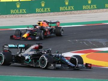 Lewis Hamilton partirá en pole