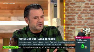 """Iñaki López, sobre 'Pongamos que hablo de Almodóvar"""""""