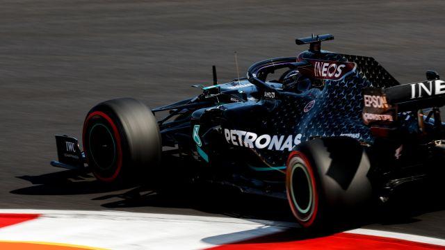 Lewis Hamilton GP Portugal 2020 Victoria
