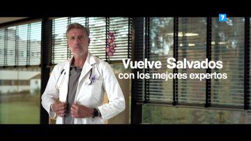 """Gonzo 'ficha' para la nueva temporada de Salvados a Emilio Aragón, """"el mejor médico de España"""""""
