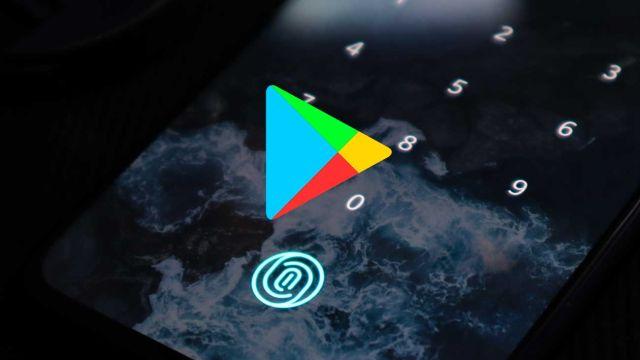 Protege tus compras en Google Play con la huella dactilar