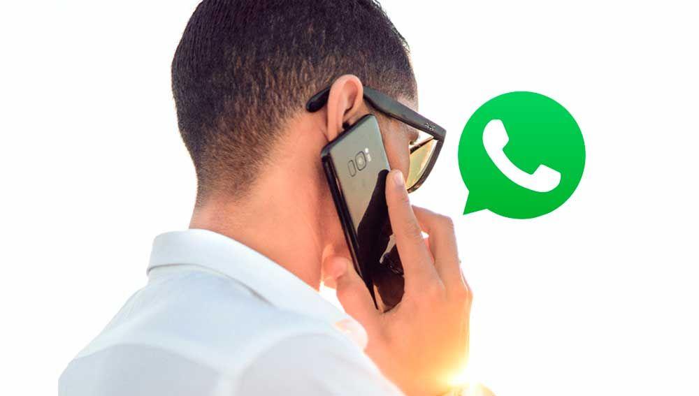 Reduce el consumo de datos móviles en llamadas de WhatsApp