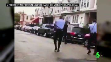 Nuevo caso de brutalidad policial en EEUU: matan a un joven que estaba sufriendo un brote psicótico