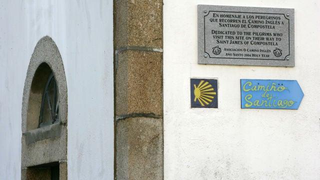 Camino inglés, Ferrol