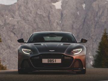 Aston Martin recibirá más tecnología procedente de Mercedes