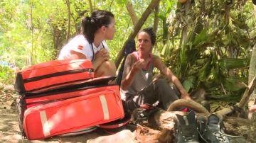 """La grave acusación de Silvia sobre Pitty antes de abandonar La Isla: """"Ha traído doble fondo en las zapatillas"""""""