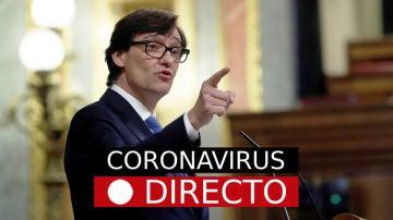 Aprobado el estado de alarma, en directo   Última hora del coronavirus en España, y confinamiento y cierre de Madrid