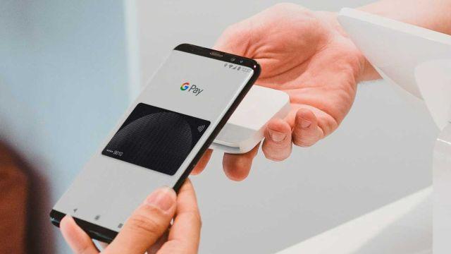 Elige con que aplicación quieres pagar desde móvil