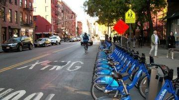 Bicicletas de alquiler para circular por la ciudad