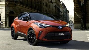 Toyota C-HR 2021