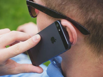 Llamando con el iPhone