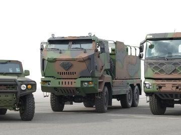 KIA planea fabricar la próxima generación de vehículos militares