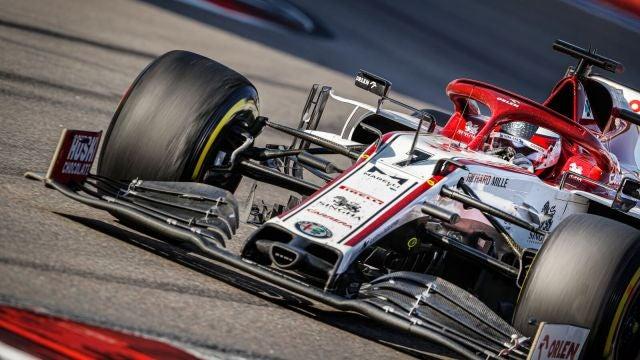 Alfa Romeo renueva a sus pilotos