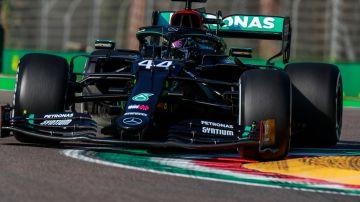 Lewis Hamilton 2020 Victoria