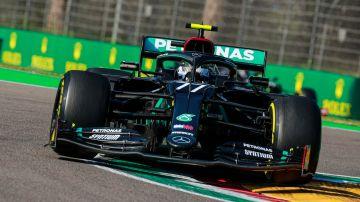 Bottas consigue la pole F1 GP Emilia-Romagna 2020