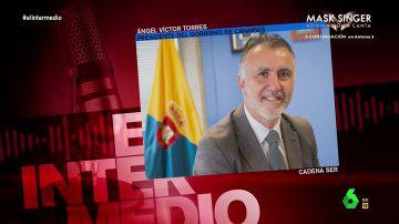 el surrealista análisis del presidente del Gobierno de Canarias sobre el COVID