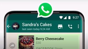Compras de WhatsApp
