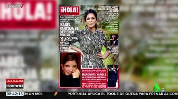 Las declaraciones de Isabel Pantoja sobre su guerra patrimonial con su hijo Kiko Rivera