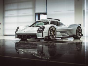 Porsche 919 Street