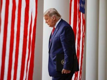 Segundo dia del Impeachment a Donald Trump