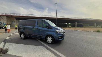 Las furgonetas camufladas de la DGT ya empiezan a llevar radares móviles