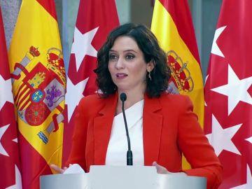 """Madrid, ¿sinónimo de """"libertad""""?: quién está detrás de la estrategia 'Madrid es España' y cuál es su origen"""