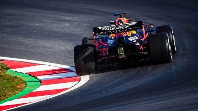 Max Verstappen GP Turquia 2020 Libres